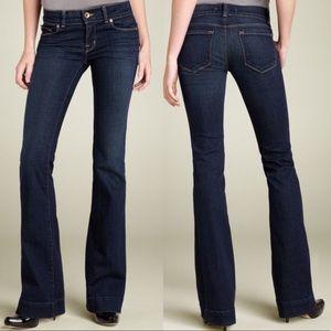 J Brand Heartbreaker Size 28 Boot Cut Denim Jeans
